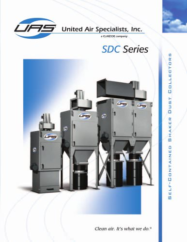 Shaker Dust Collector - SDC Series