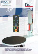 WRAPPING MACHINES LEAFLETS: Semi-Automatic JOY