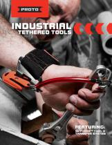 Proto® Industrial Tethered Tools Catalog