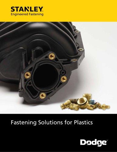 Dodge Fastening Solutions for Plastics