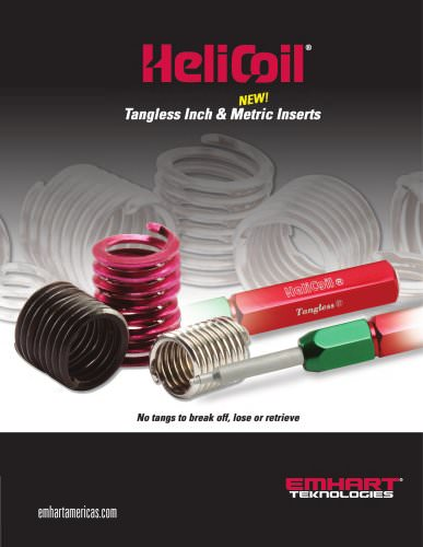 Heli-Coil Tangless - STANLEY Engineered Fastening - PDF