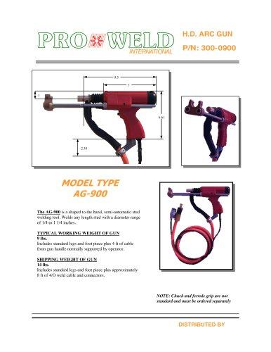 Pro Weld Model Type AG-900