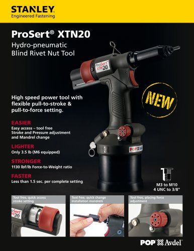ProSert XTN20