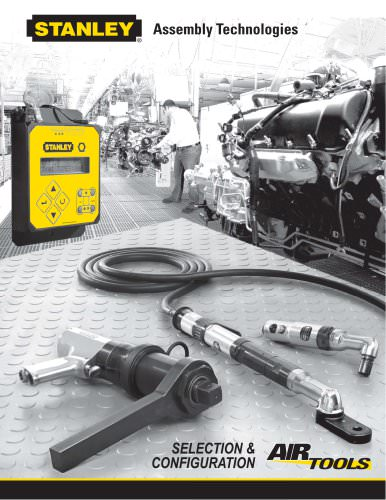 Stanley Assembly Technologies Air Tools Catalog