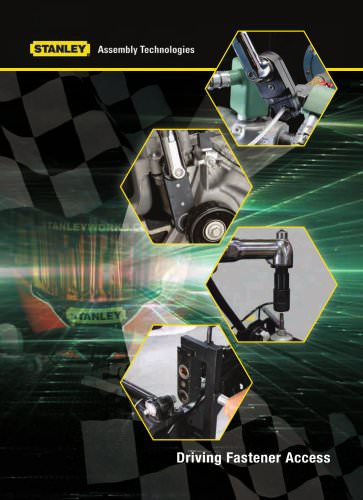 Stanley Assembly Technologies Driving Fastener Access