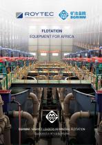 FLOTATION EQUIPMENT FOR AFRICA