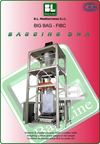 FFS Bagger - Big Bag Net/Gross Weight System