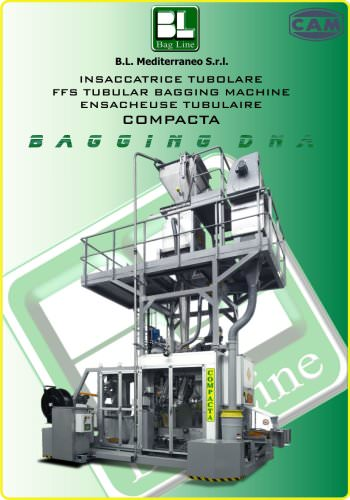 FFS bagging machine - COMPACTA