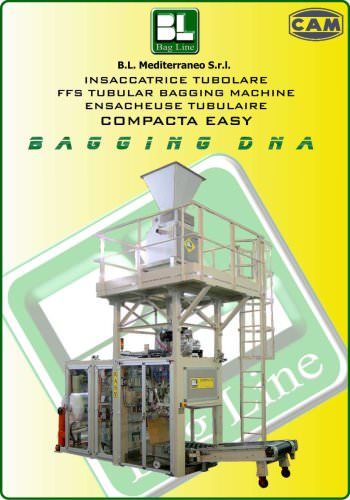 FFS Bagging Machine - COMPACTA EASY