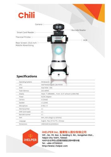 CHILI ROBOT