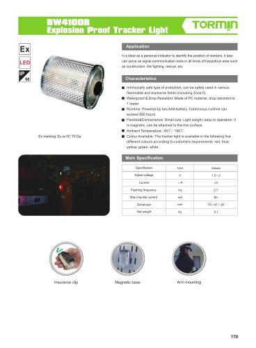 BW4100B portable light