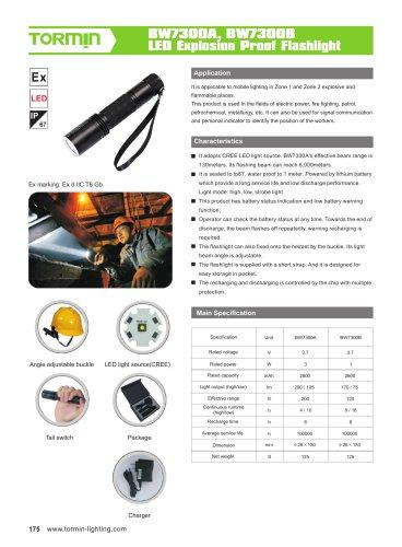 BW7300A BW7300B portable light