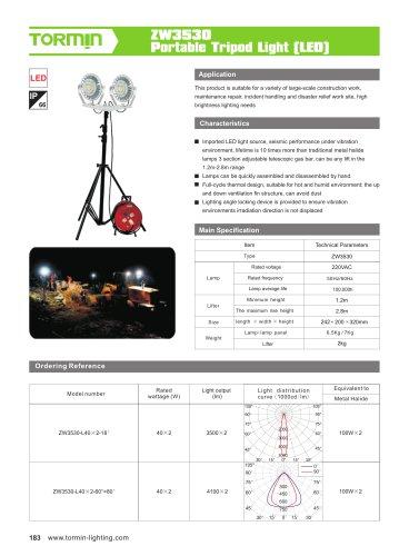 ZW3530 portable light
