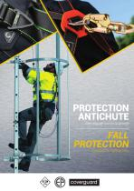 FALL PROTECTION Equipped to fight gravity
