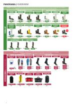 FOOT PROTECTION A full range of safety footwear - 6