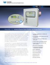 Model 465L + O2  Industrial Hygiene Ozone Analyzer with Oxygen Sensor