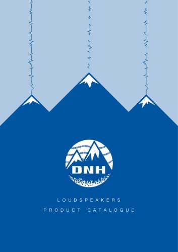 DNH product catalogue