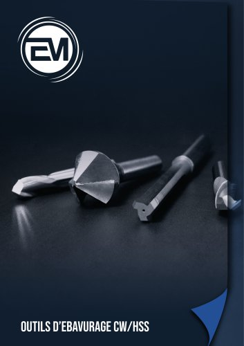 Carbide and HSS countersinks