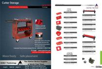 Cutter Storage - 5