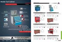 Mobile Tool Cabinet - 6