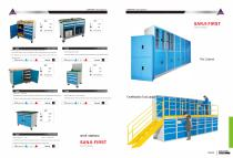 Mobile Tool Cabinet - 7