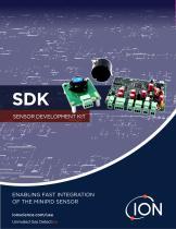 Sensor Development Kit (SDK) Brochure