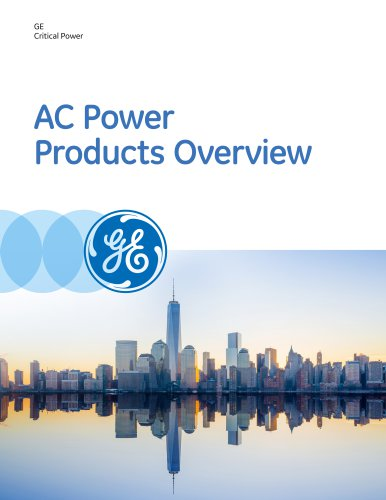 AC Power Products Overview