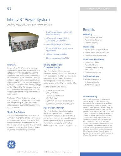 Infinity B? Power System