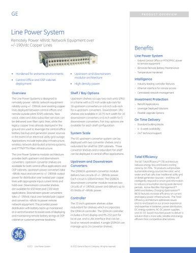 Line Power System