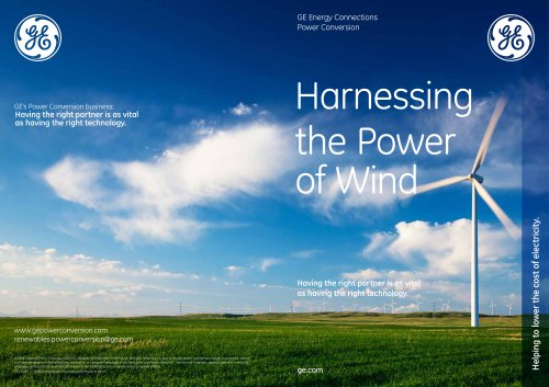 D_Harnessing the Power of Wind