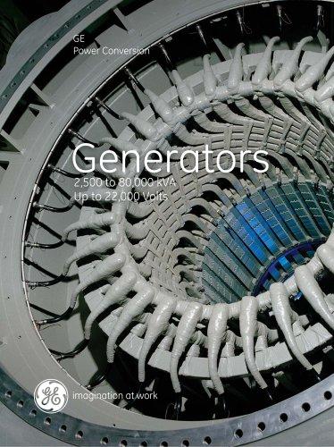 Generators Brochure