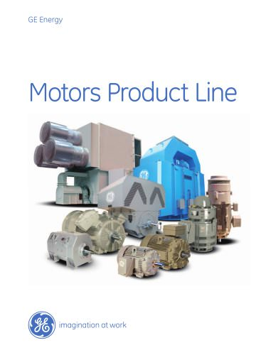 Motors Product Line Brochure