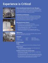 Series 9000 Large Synchronous Machines - 2