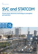 SVC and STATCOM fact sheet - 1