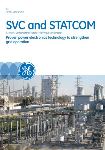 SVC and STATCOM fact sheet