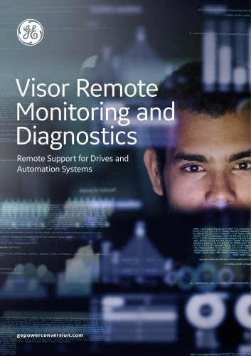 Visor Remote Monitoring and Diagnostics