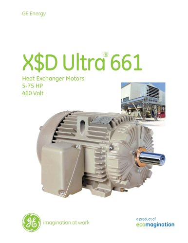 X$D Ultra 661 - Heat Exchanger Motors