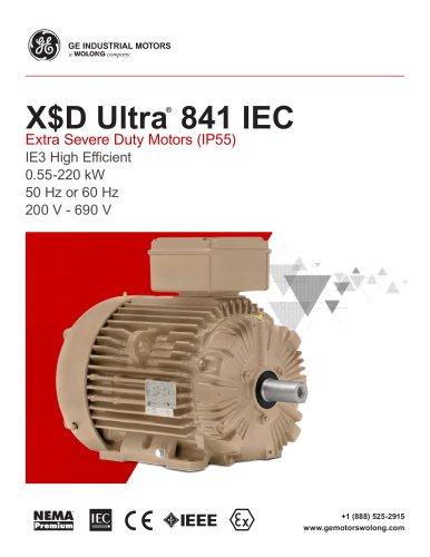 X$DUltra® 841 IEC