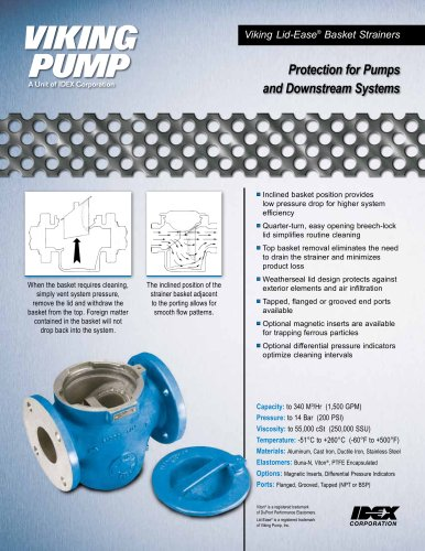 Form179_rev C - LideEase Strainers