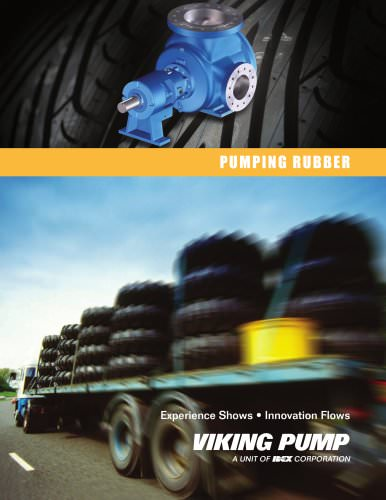 Viking pump - Form371_Rev C - Rubber Industry Brochure
