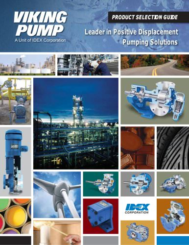 Viking Pump - Form500_rev H - Product Selection Guide