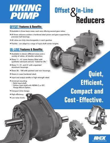 Viking Pump - Form615_rev A - Reducer Brochure