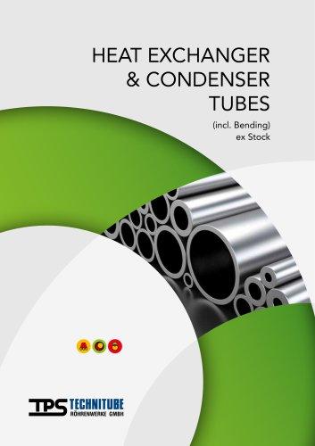 Heatexchanger & Condenser Tubes ex stock