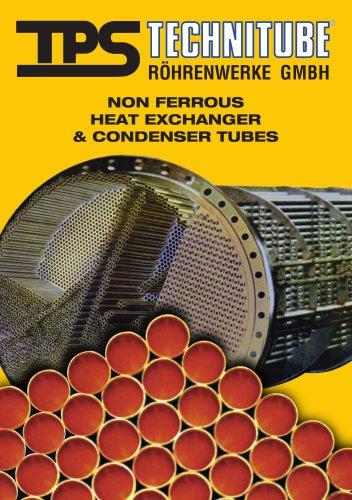 NON FERROUSHEAT EXCHANGER& CONDENSER TUBES