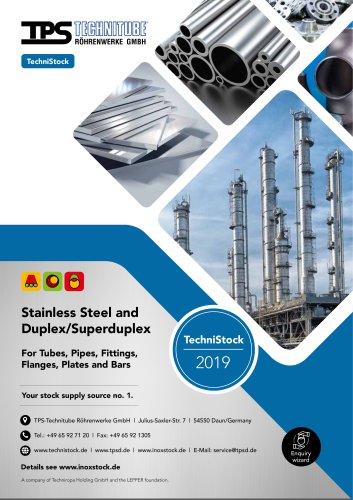 Stainless Steel and Duplex/Superduplex