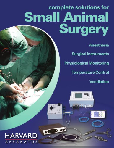 Guide to Small Animal Surgery