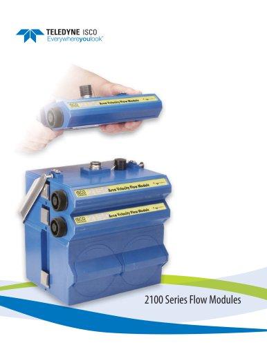 2100 Series Flow Modules