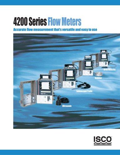 4200 Series  Flow Meters