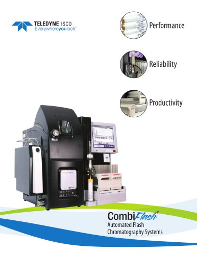 Automated Flash Chromatography Systems