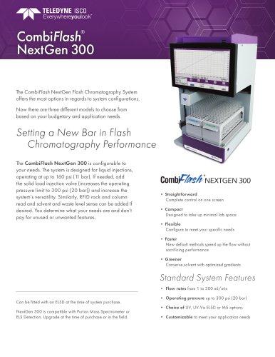 CombiFlash® NextGen 300